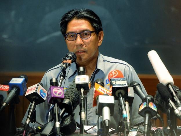 Ketua pengarah DCA malaysia, helikopter malaysia hilang, helikopter vip sarawak
