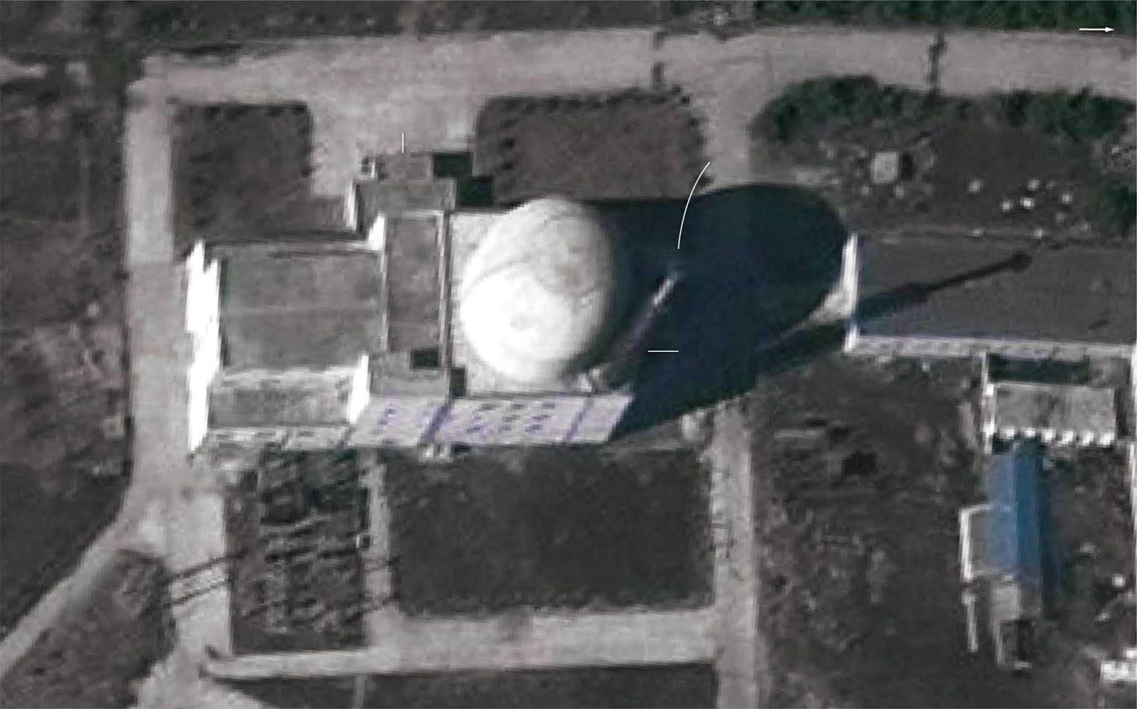 Para ahli AS telah mengkonfirmasi bahwa reaktor pusat nuklir Yonben di Korea Utara tidak berfungsi
