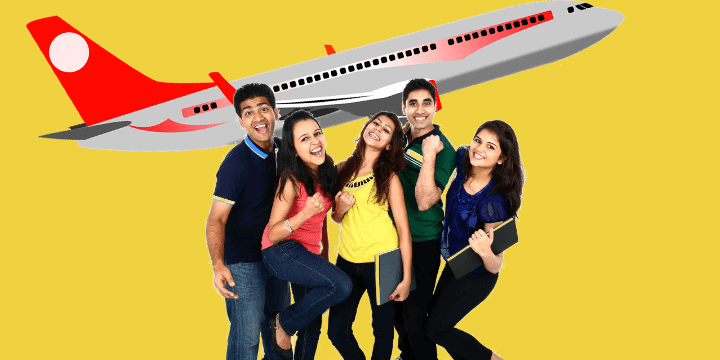 Indian Students Mobility - Detailed Stats of Indian Students Studying Abroad [with Graphs]