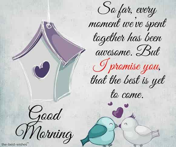 quotes on good morning sweetheart