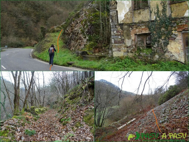 Ruta al Pico Castillo y la Rozada: De Estilleiro a Carricedo