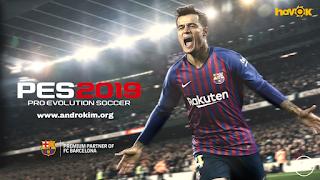تحميل لعبة PES 2019 الرسمية للاندرويد / اصدار BETA