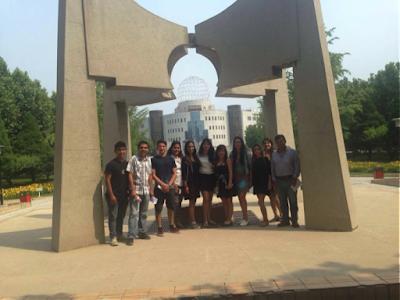 Campamento de Verano Beijing 2016