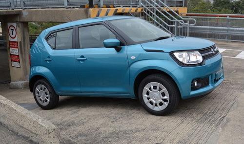 Suzuki Ignis Masuk Indonesia