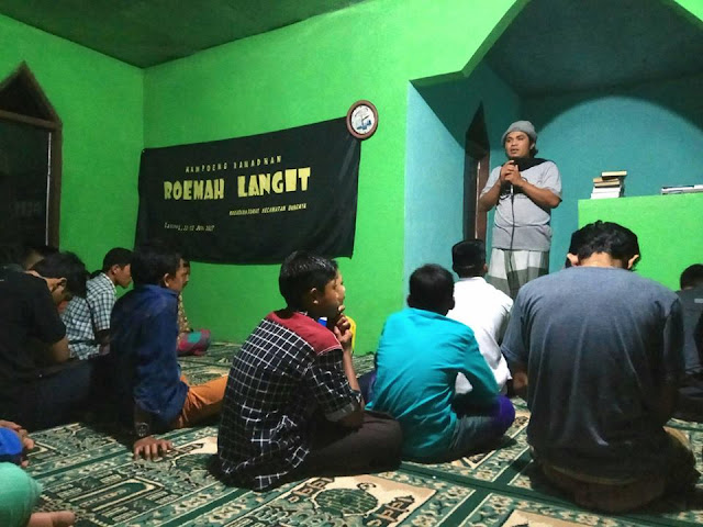Cerita Ramadan dari Roemah Langit Gowa