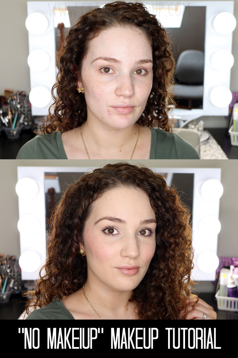 No-Makeup-Makeup-Tutorial