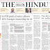 The Hindu News Epaper 11th Jan 2018 PDF Download Online Free