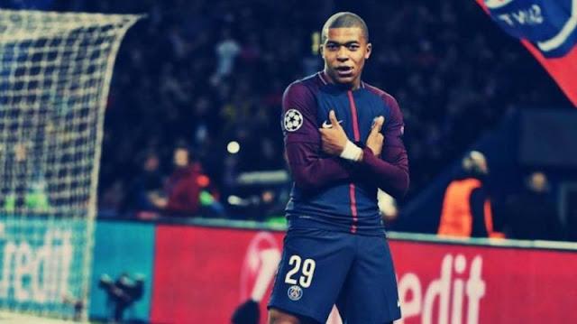 Zidane Ditugaskan Gaet Mbappe menuju Real Madrid