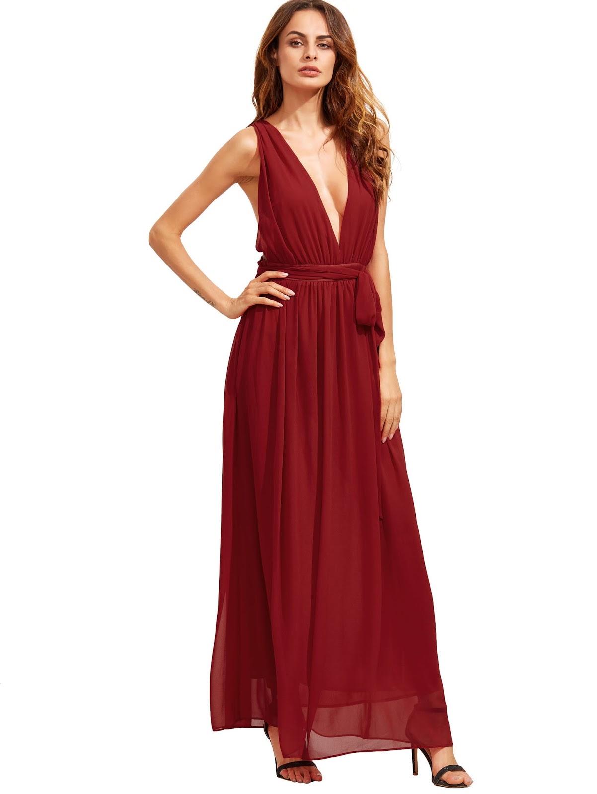 Vestidos rojos para ceremonia