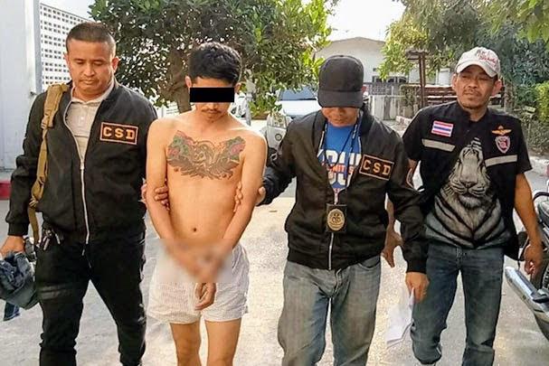 В Таиланде арестовали интернет-соблазнителя, который обворовывал доверчивых девушек — Thai Notes
