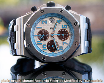 Audemars Piguet Royal Oak Offshore - Montauk Highway photo credit by Manuel Rebic