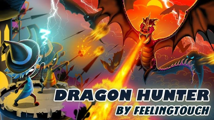 Dragon Hunter MOD APK [Unlimited Money] Free Android Full