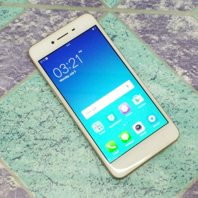 Oppo A37F Official Tested Firmware Without Password - A