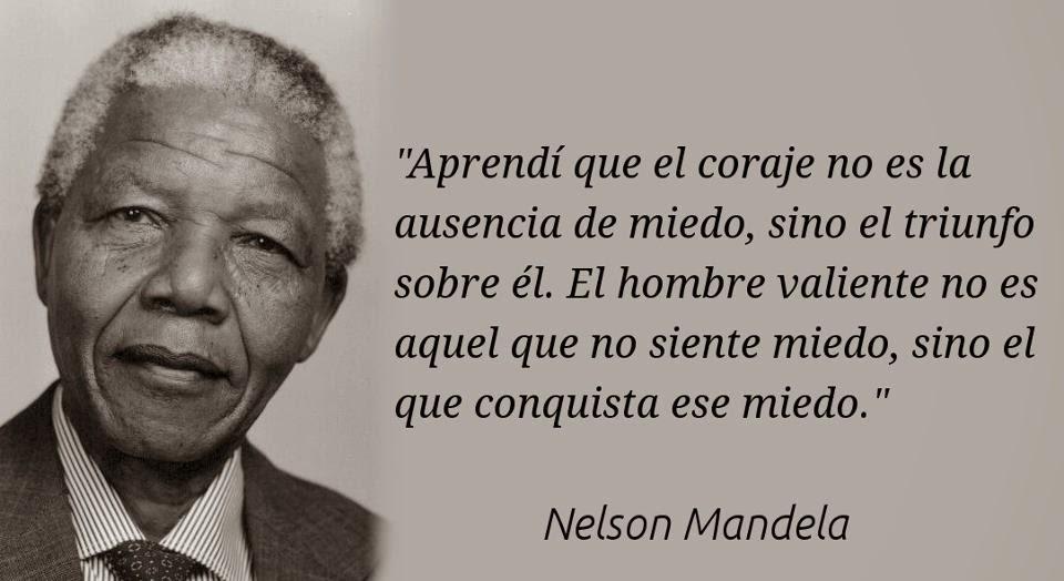 Frases De Nelson Mandela Sobre La Libertad