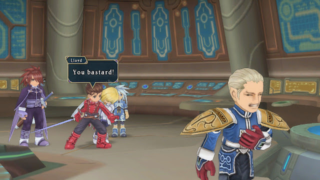 Tales of Symphonia PC Download Full Version Gameplay 1