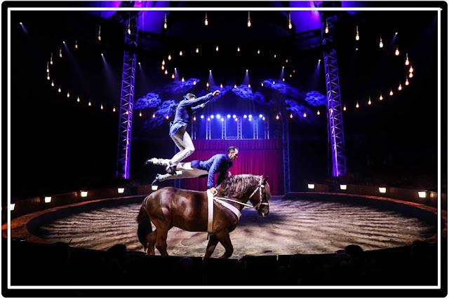 cirque équestre voltige Origines d'Alexis Gruss : Stéphane et Firmin Gruss