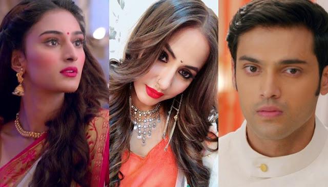 Masterstroke : Komolika to woo Anurag psycho Naveen's masterstroke getting Prerna in Kasauti Zindagi Kay