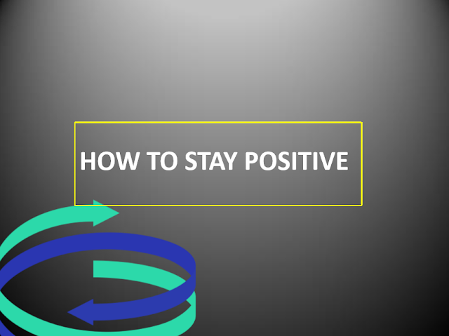 World's Showcase | How To Stay Positive