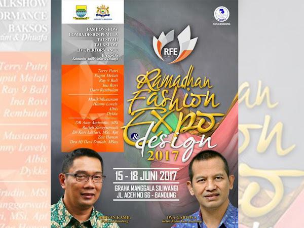 Kadin Kota Bandung Gelar Ramadhan Fashion and Design Expo 2017