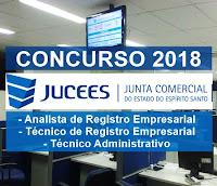 Concurso Junta Comercial do Espirito Santo - JUCEES 2018