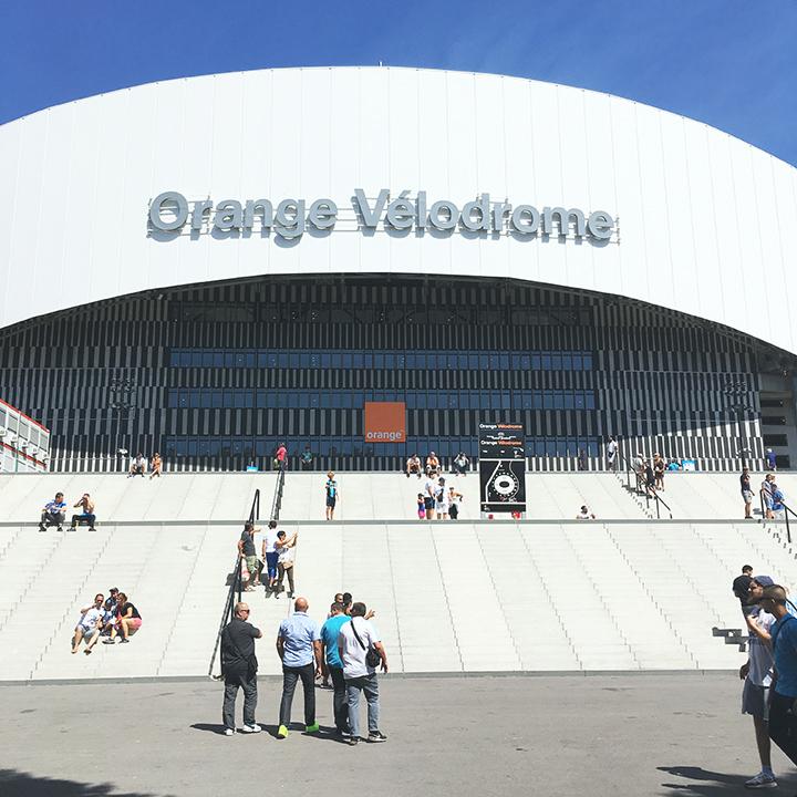 Orange Vélodrome Marseille Football