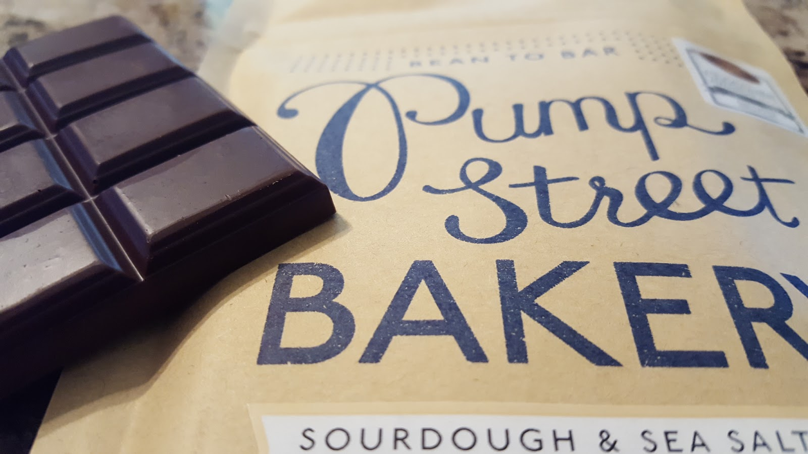 Dark Matters Fine Chocolate Reviews Pump Street Bakery