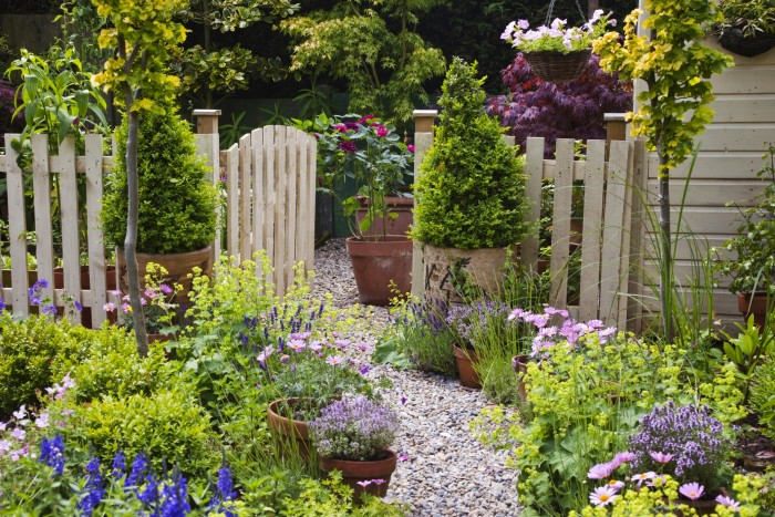 Home and aplliances for Front garden designs uk