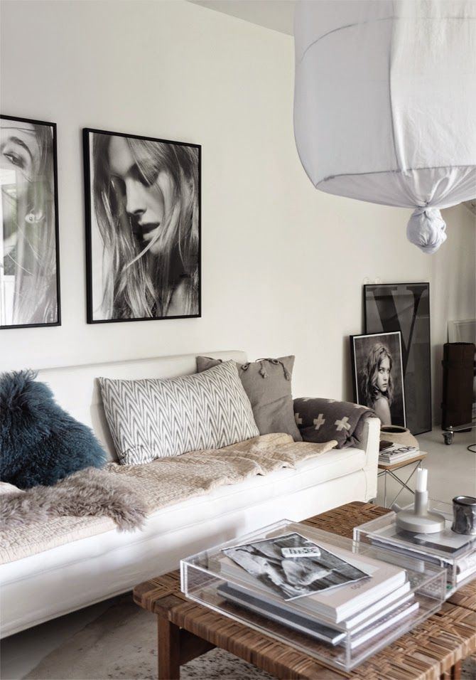 decor with photos