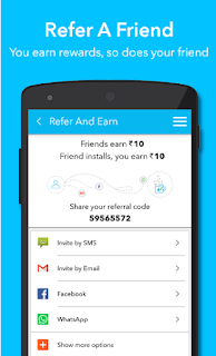 Genie Rewards,Free Recharge Refer and Earn