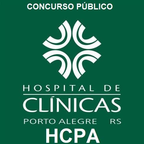 Concurso Hospital de Clínicas de Porto Alegre - HCPA