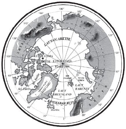 Wilayah Kutub Utara (Samudra Arktik)