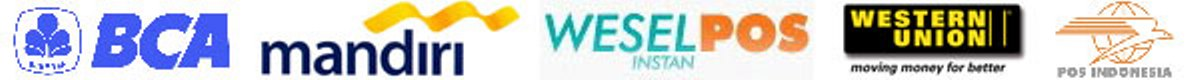 logo bank, bank indonesia, logo bank bca, logo bank mandiri, logo western union, logo wesel pos instan, logo pembayaran