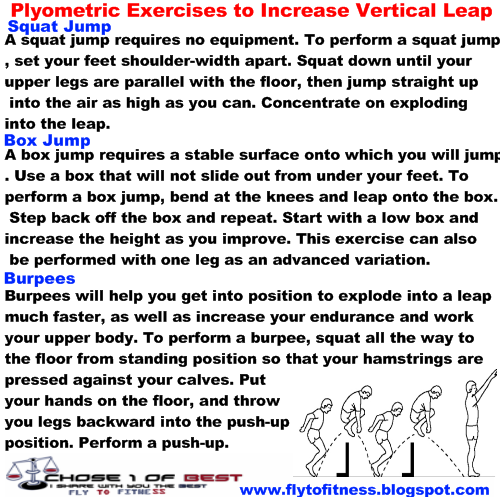 Plyometric workout – Plyometric exercises to increase vertical leap