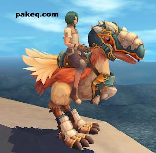 Cara Mendapatkan Mount Pet di Ragnarok Mobile Eternal Love