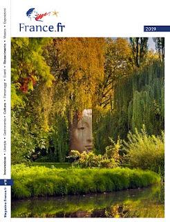 Copertina France.Fr Magazine