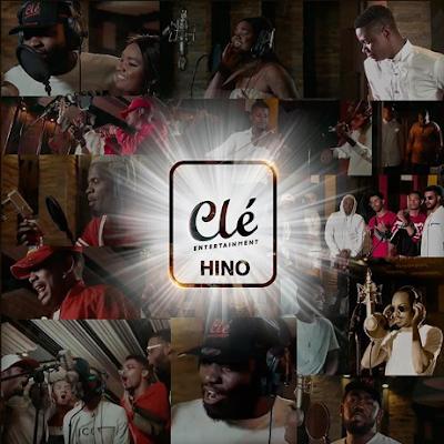 Clé Entertainment : Edmazia, Preto Show, Godzila Do Game, Filho Do Zua, Nerú Americano & MOBBERS - Hino