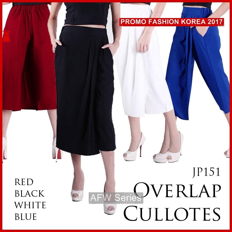 BAMFGW122 Celana Wanita OVERLAP Wanita PROMO