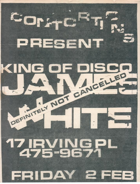 Throwback to February 1979 with James White & The Blacks