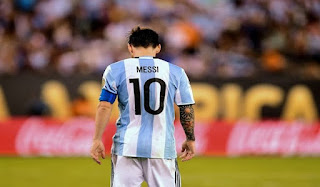 Comeback Messi, Optimis Argentina