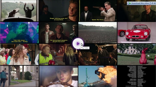 Screenshots Download Film Gratis Overdrive (2017) BluRay 480p MP4 Subtitle Indonesia 3GP Nonton Film Gratis Free Full Movie Streaming