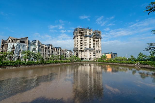 Tòa tháp HH1 - dự án FLC Garden City