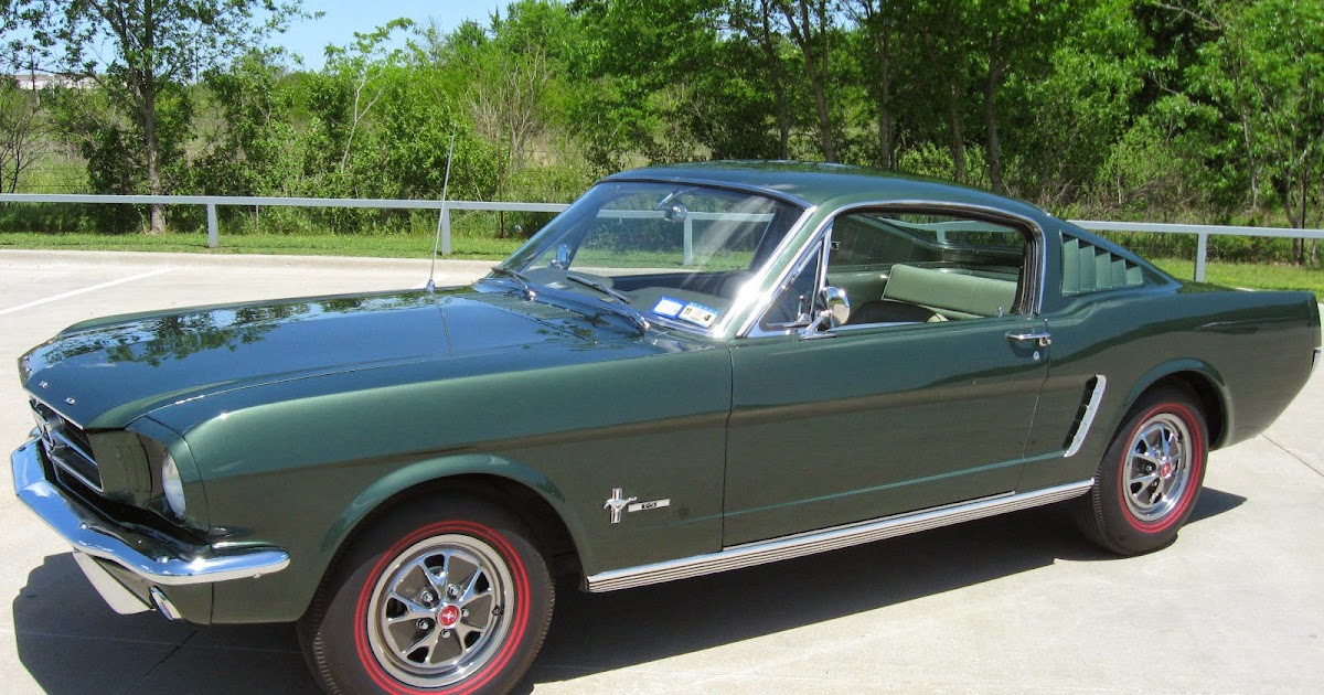 For Sale Ultra Rare 1965 T 5 Ford Mustang 2 2 For Sale