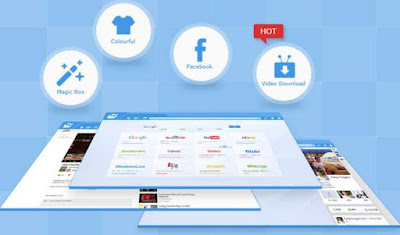 Spark Browser, Browser Ringan Bisa Download dari Youtube dan Torrent