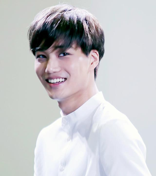 Gallery of EXO's Kai Hairstyles, Haircuts, Hair color ideas for Men ...