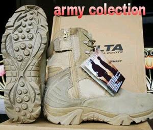 Distributor Sepatu Delta 8inc Bandung Jakarta 4a325c6d20
