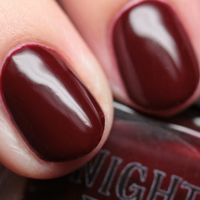 Night Owl Lacquer Bite Me
