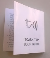 Buku manual T-cash