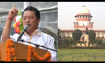 Suprme court order on Bimal Gurung