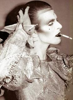 David Bowie en Klaus Nomi