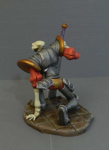 Orme magiche action figure personaggio videogioco